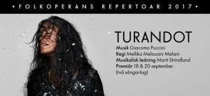 Turandot på Folkoperan i Stockholm - synopsis