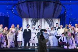 Figaros bröllop från Sevilla till tivolit på Gamle scene