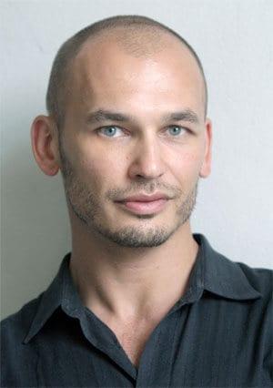 Tomasz Wygoda polsk koreograf som arbetar med Mariusz Trelinski