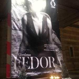 Fedora på Kungliga Operan – Amor Ti Vieta