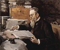 Nikolaj Rimskij – Korsakov kompositör