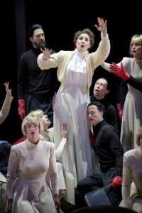Aniara modern rymdopera på Malmö Opera avslutar en period