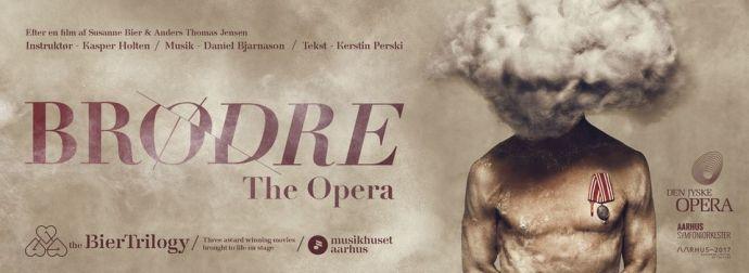 Brödre - Biers filmklassiker som opera på Musikhuset i Aarhus