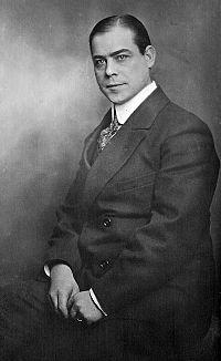 Josef Herou Kungliga Teatern baryton