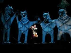 Trollflöjten som operabio direkt The Met