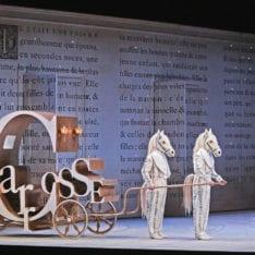 Seg Askungen avslutade operasäsongen