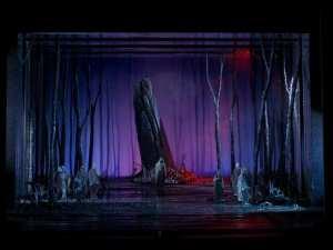 Bellinis Norma från New York på Spegeln
