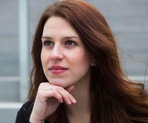 Sabina Bisholt ung svensk sopran