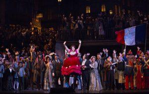 La Boheme som operabio på lördag