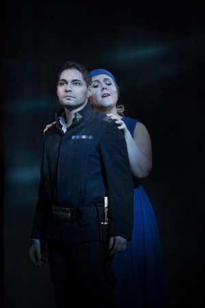 Aida on OperaVision – Royal Opera Stockholm