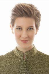 Emma Sventelius mezzosopran från Lund
