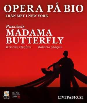 Operafavoriter i repris Madama Butterfly först