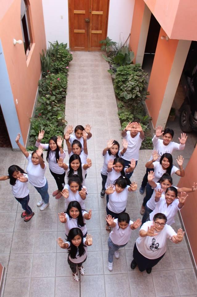 Aniversario fundación Casa de Acogida Casma-Perú
