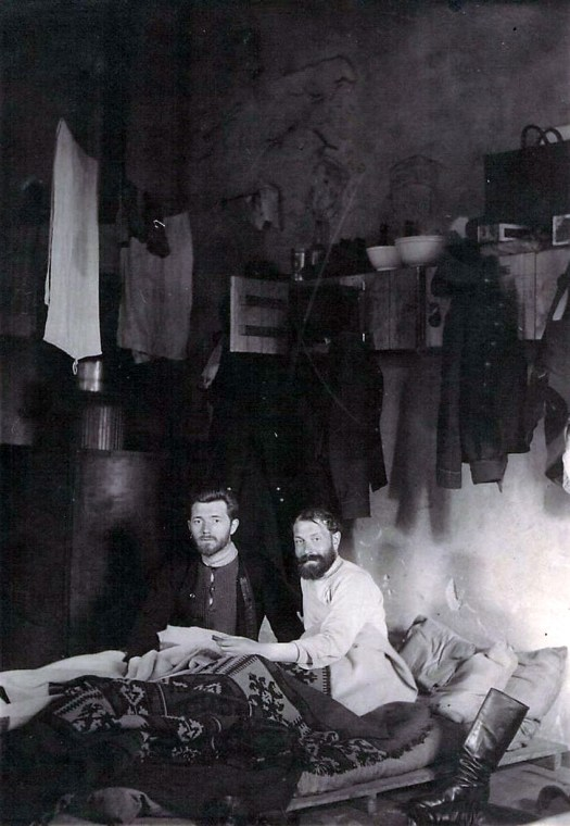 Villier, Georges in captivity 1914-1918