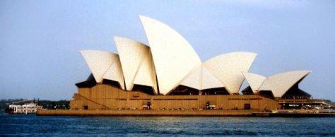 Sydney Opera House, Foto: wuestenfux  / pixelio.de