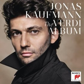 Jonas Kaufmann CD Cover