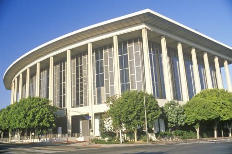 The Dorothy Chandler Pavilion Los Angeles , Fotodruck bei Allposters.de