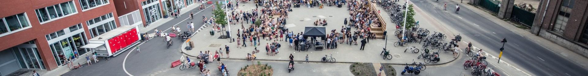 OPEK-plein, Leuven