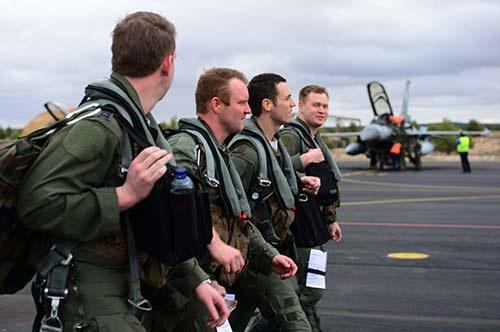 air force pilot - best air force job
