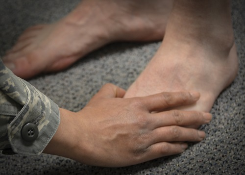 Can You Join The Military With Flat Feet? Yes, But There's A