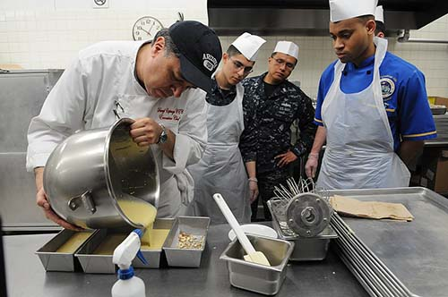 culinary specialist - best navy jobs