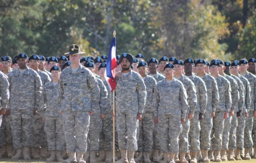 army basic combat training graduation ceremony