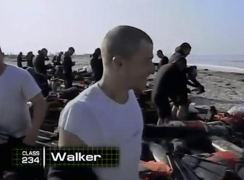 walker - buds class 234