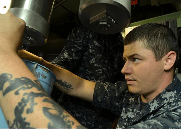 Machinist's Mate (Submarine) (MMA)