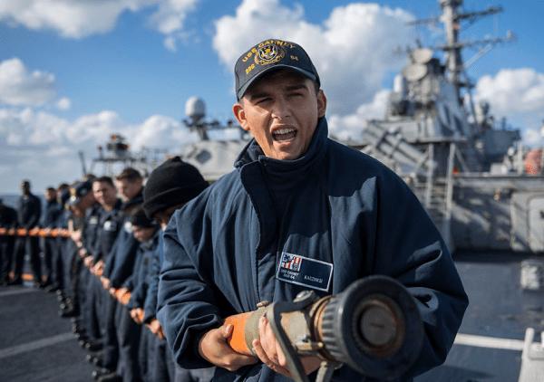 Navy Seaman