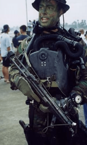 draeger navy seals use in training