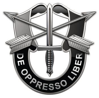 green beret insignia