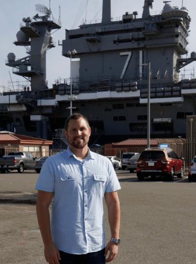 navy nuclear engineer
