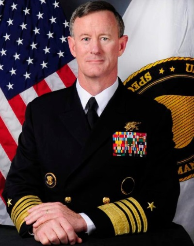 admiral william mcraven - famous navy seal
