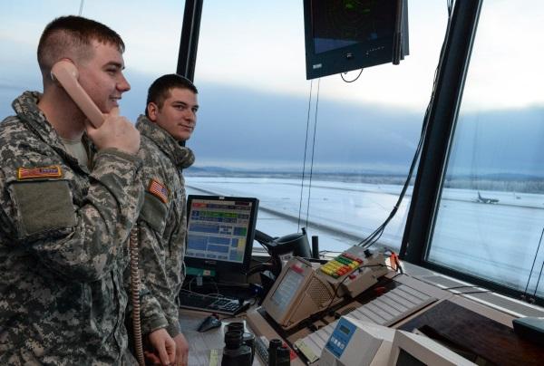 army air controller - best army jobs