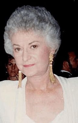 bea arthur from the golden girls was a US Marine