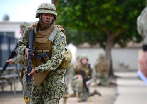 navy seabees train to build and to fight - navy combat jobs
