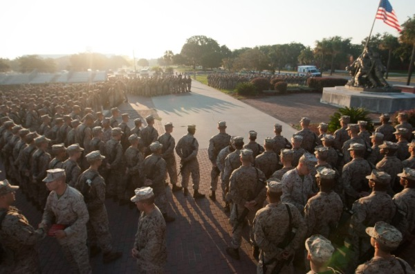 How To Join The US Marine Corps