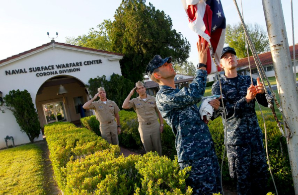 naval surface warfare center corona california