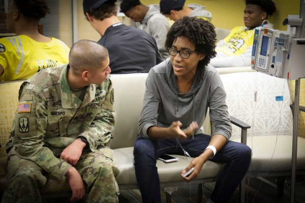 Advice on dating someone in the military