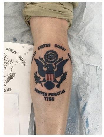 semper paratus tattoo