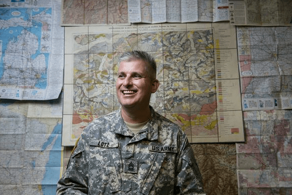 army geospatial intelligence imagery analyst