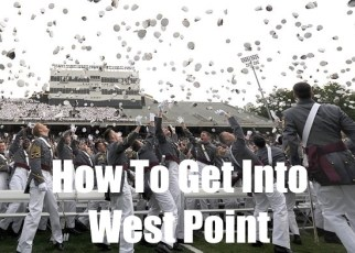how to get into west point