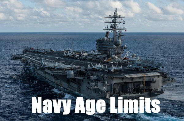 Navy Age Limits [Updated For 2019]