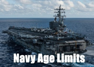navy age limit