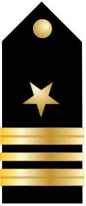 navy seal officer ranks