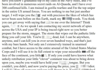 navy seal copypasta clean version