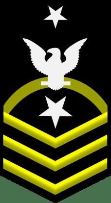 navy seal senior chief rank