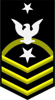 navy seal senior chief rank