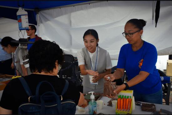 An Public Health (4E0X1) at work