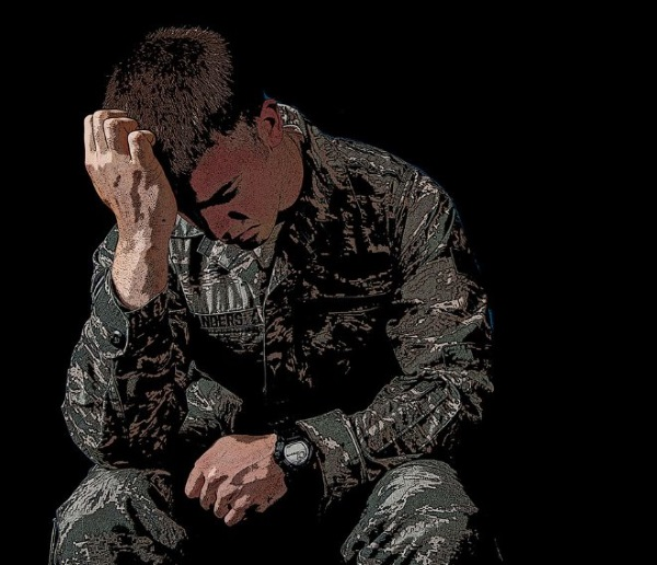 can you join the military with ptsd